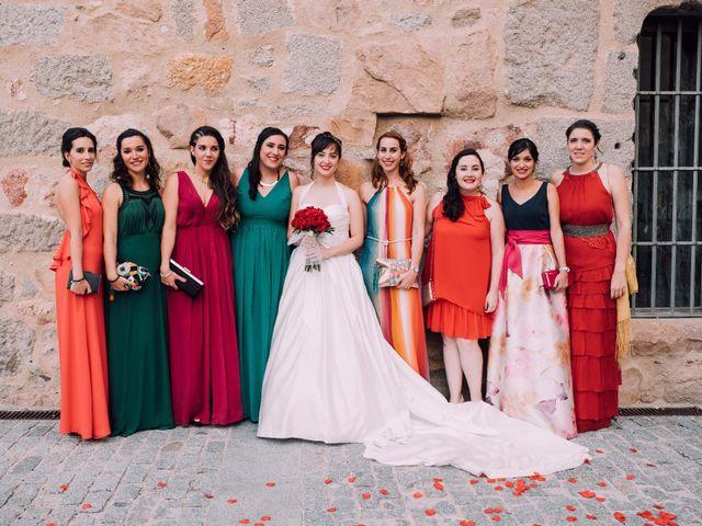 La boda de Beatriz y Antonio en Ávila, Ávila 58