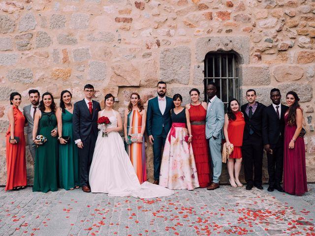 La boda de Beatriz y Antonio en Ávila, Ávila 59
