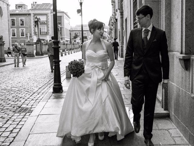 La boda de Beatriz y Antonio en Ávila, Ávila 61