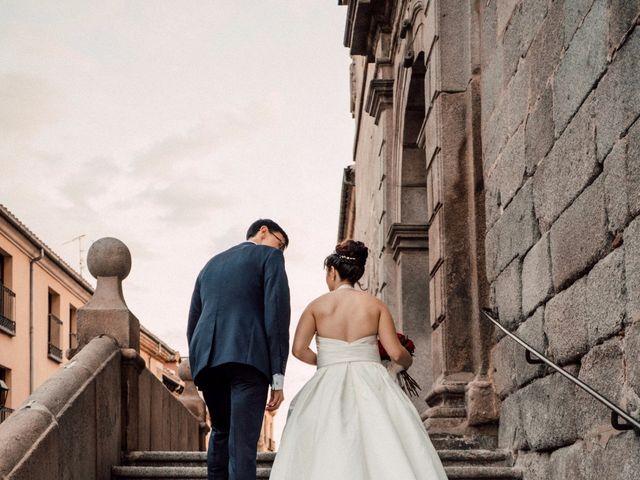 La boda de Beatriz y Antonio en Ávila, Ávila 62
