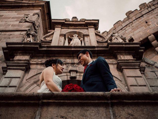 La boda de Beatriz y Antonio en Ávila, Ávila 63
