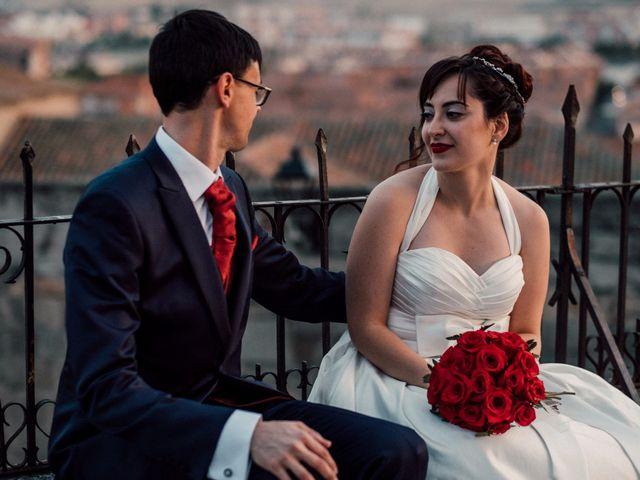 La boda de Beatriz y Antonio en Ávila, Ávila 66