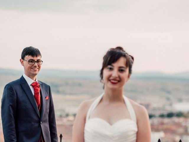 La boda de Beatriz y Antonio en Ávila, Ávila 69