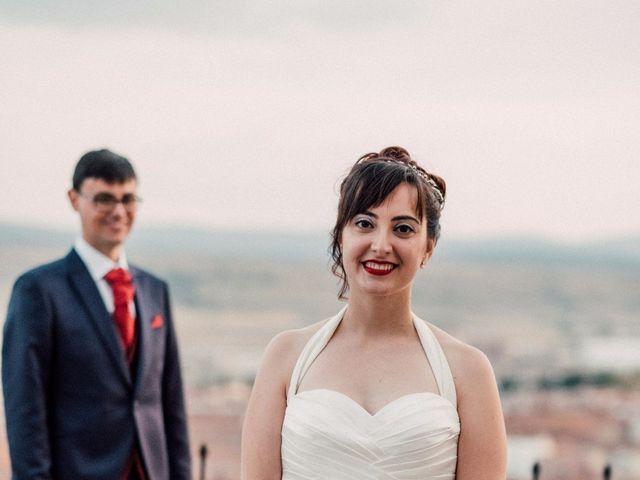 La boda de Beatriz y Antonio en Ávila, Ávila 70