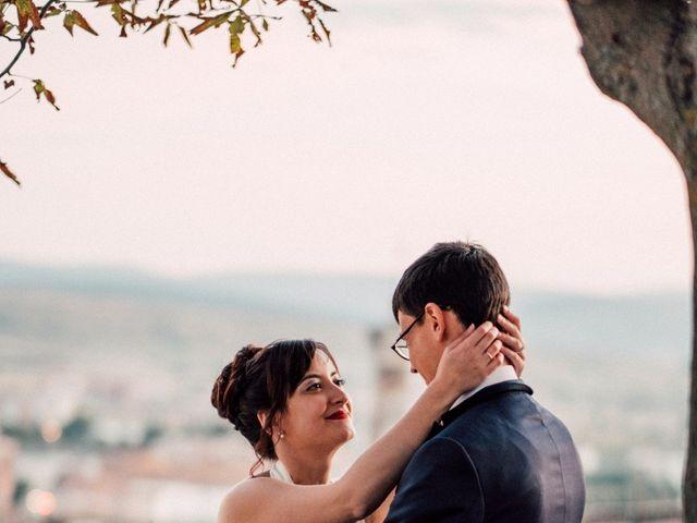 La boda de Beatriz y Antonio en Ávila, Ávila 72