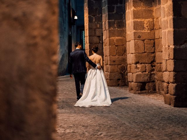 La boda de Beatriz y Antonio en Ávila, Ávila 74