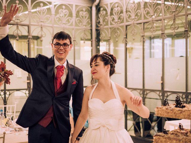 La boda de Beatriz y Antonio en Ávila, Ávila 78