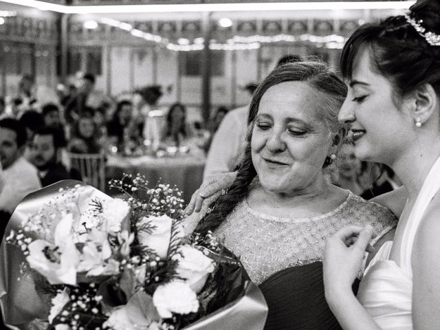 La boda de Beatriz y Antonio en Ávila, Ávila 79