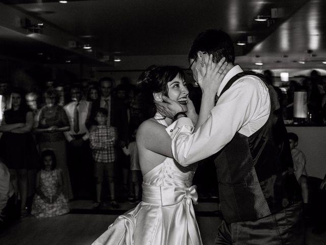 La boda de Beatriz y Antonio en Ávila, Ávila 87