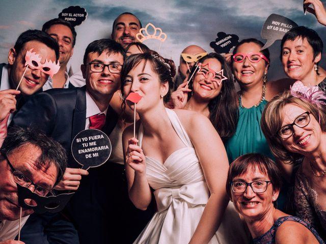 La boda de Beatriz y Antonio en Ávila, Ávila 92
