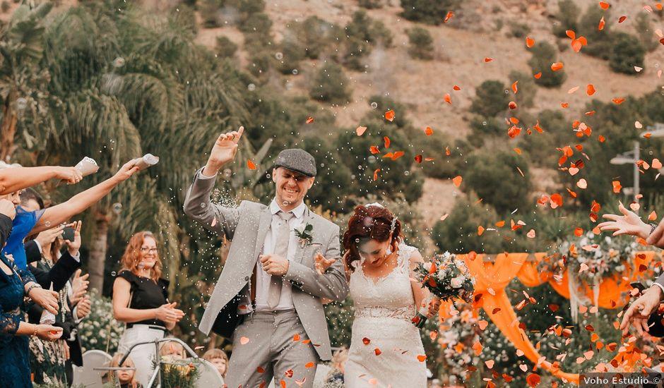 La boda de Tom y Nuria en Santomera, Murcia