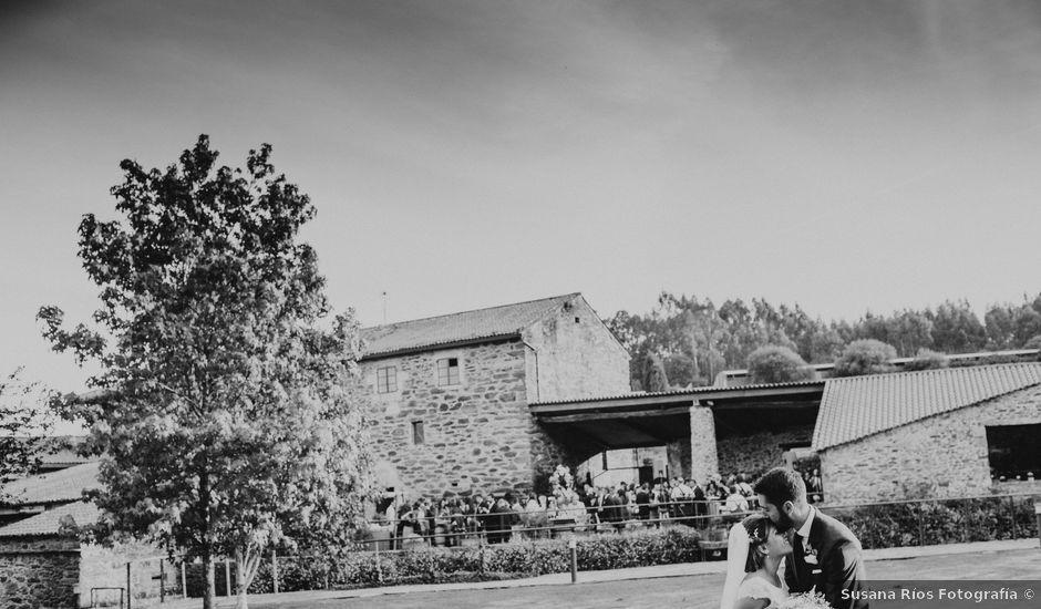 La boda de Carlos y Alejandra en A Coruña, A Coruña