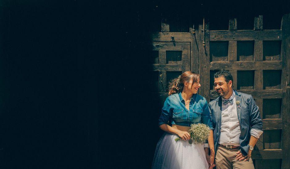 La boda de Marco y Mercedes en Villar De La Encina, Cuenca