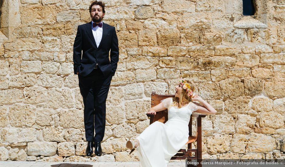 La boda de Luis y Bea en Huermeces, Burgos