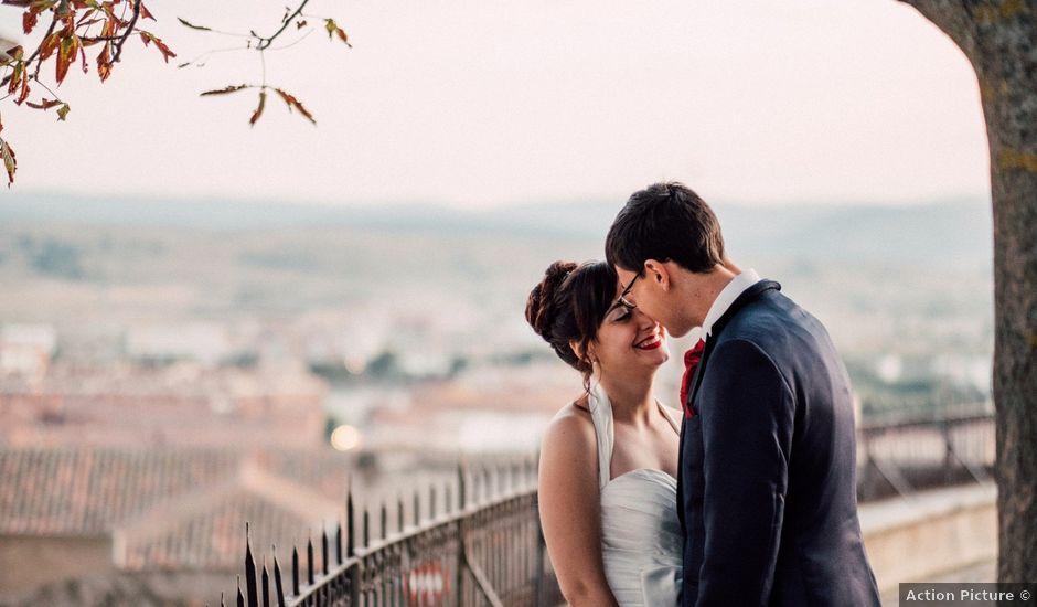 La boda de Beatriz y Antonio en Ávila, Ávila