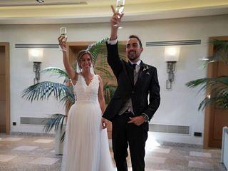 La boda de Sarai y Hector
