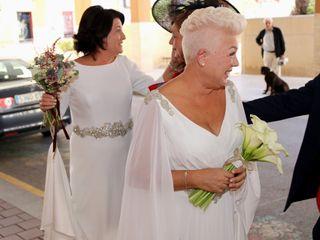 La boda de Rosa y Rosa M. 2