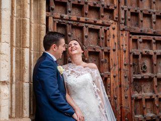 La boda de Vanesa y alberto