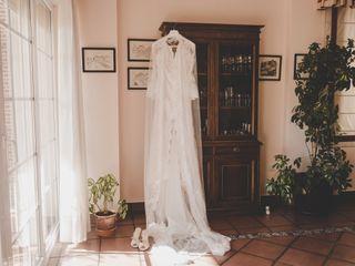La boda de Andrea y Diego 1