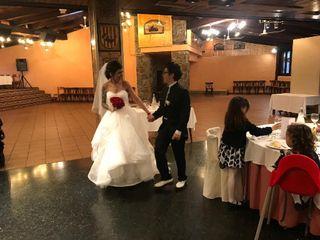 La boda de Cristina  y Sheila  1