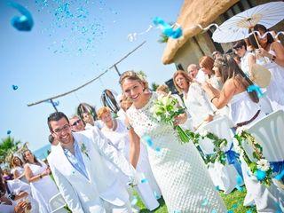 La boda de Marta y Emilio