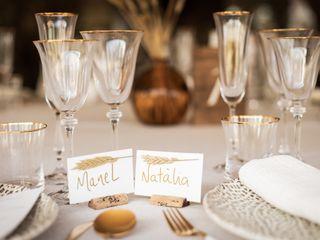 La boda de Natalia y Manel 1