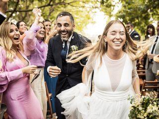 La boda de Natalia y Manel
