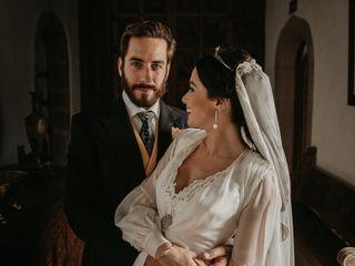 La boda de Joaquín y Inés