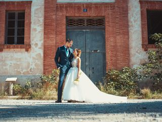 La boda de Sheila y Adrian