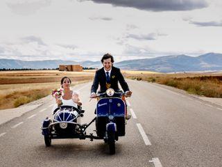 La boda de Paloma y Bosco