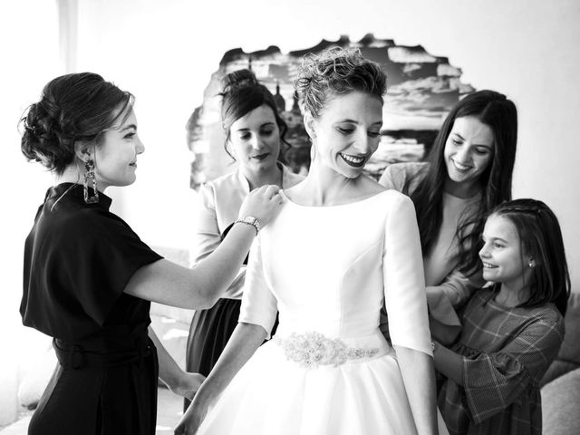 La boda de Paula y Oscar en Onda, Castellón 2