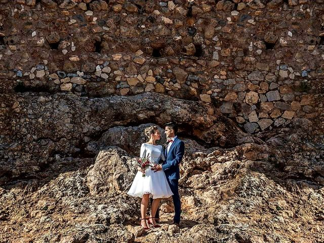 La boda de Paula y Oscar en Onda, Castellón 6