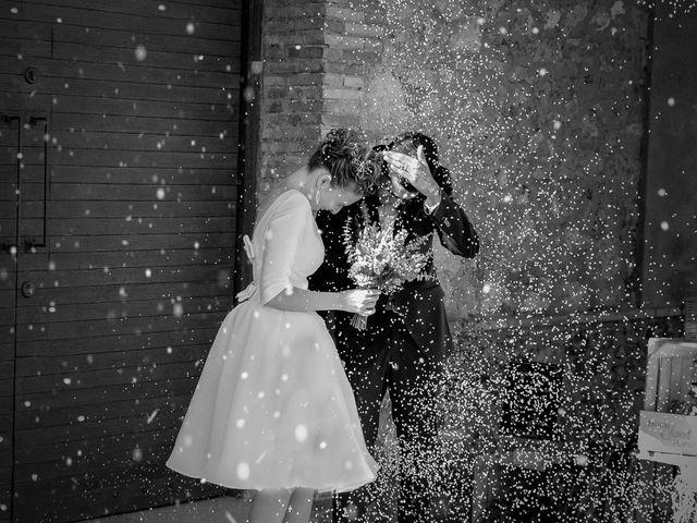La boda de Paula y Oscar en Onda, Castellón 1