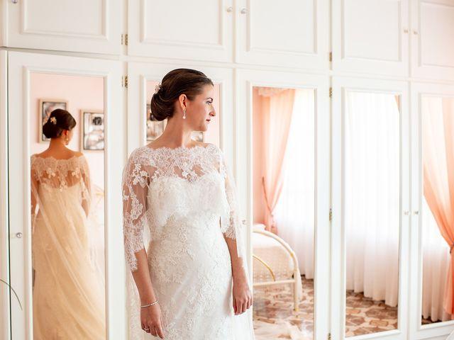 La boda de alberto y Vanesa en Xert/chert, Castellón 21