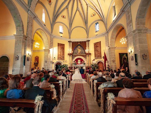 La boda de alberto y Vanesa en Xert/chert, Castellón 28