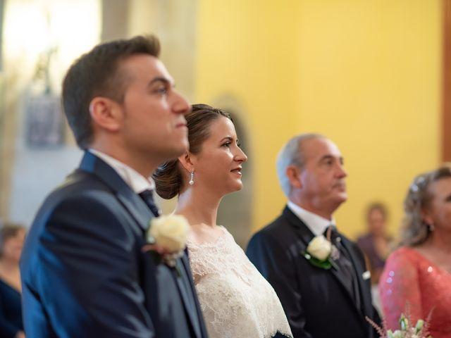 La boda de alberto y Vanesa en Xert/chert, Castellón 30
