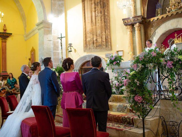 La boda de alberto y Vanesa en Xert/chert, Castellón 31