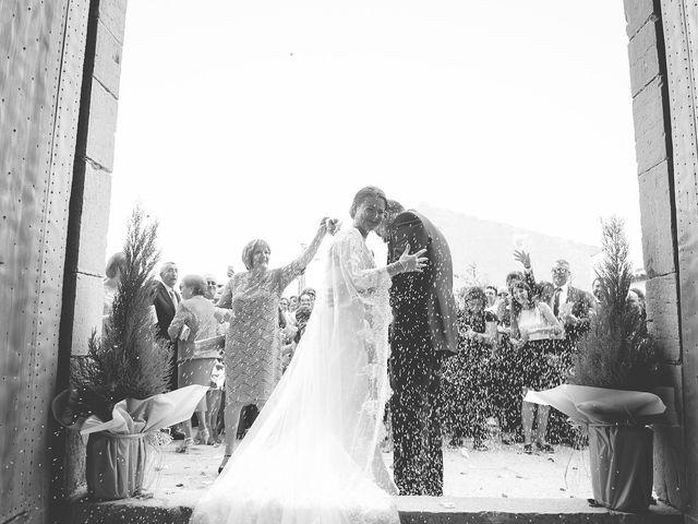 La boda de alberto y Vanesa en Xert/chert, Castellón 36