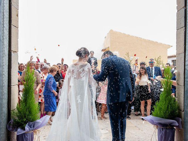 La boda de alberto y Vanesa en Xert/chert, Castellón 37