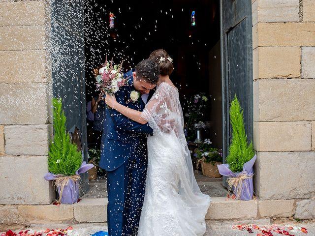 La boda de alberto y Vanesa en Xert/chert, Castellón 38