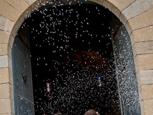 La boda de alberto y Vanesa en Xert/chert, Castellón 39