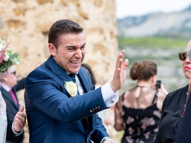 La boda de alberto y Vanesa en Xert/chert, Castellón 42
