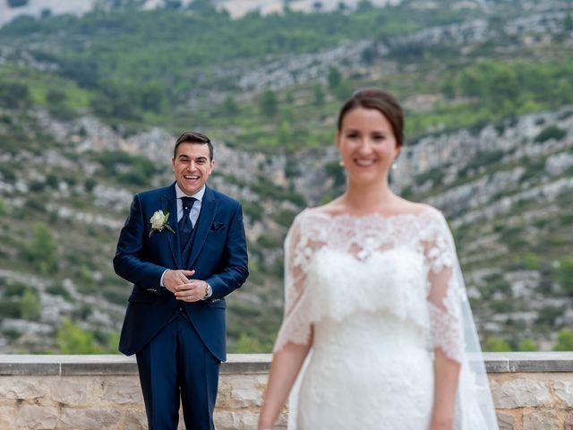 La boda de alberto y Vanesa en Xert/chert, Castellón 50