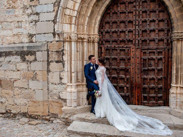 La boda de alberto y Vanesa en Xert/chert, Castellón 52
