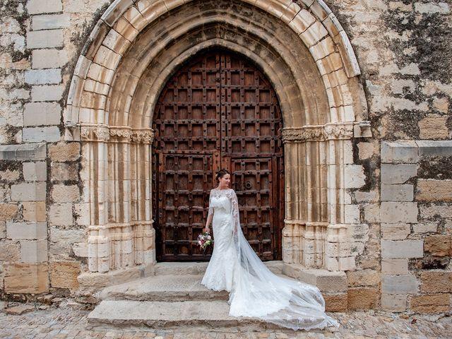 La boda de alberto y Vanesa en Xert/chert, Castellón 2