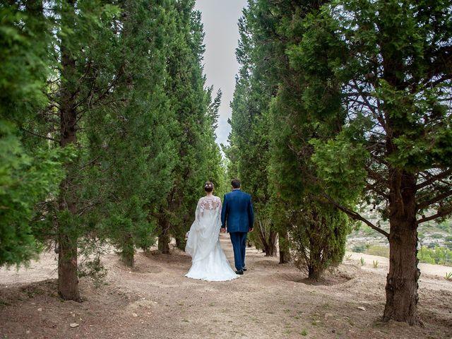 La boda de alberto y Vanesa en Xert/chert, Castellón 60