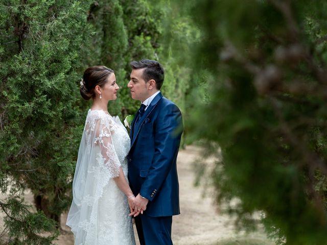 La boda de alberto y Vanesa en Xert/chert, Castellón 61