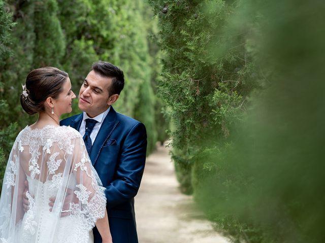 La boda de alberto y Vanesa en Xert/chert, Castellón 62