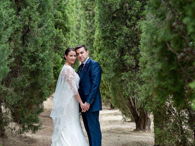La boda de alberto y Vanesa en Xert/chert, Castellón 63