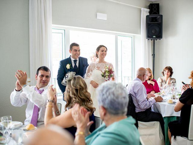 La boda de alberto y Vanesa en Xert/chert, Castellón 65